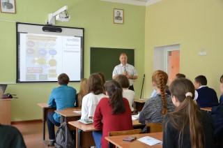 Профориентация школьников в Калининграде