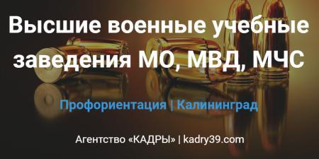 Учебные Заведения Силовых Структур России